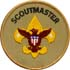 Scoutmaster badge
